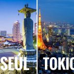 Dnde viajaras? Sel o Tokio? travel Tokio Seul photooftoday trip