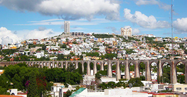 Aqueduto de Querétaro-Leandro Neumann Ciuffo-Flickr