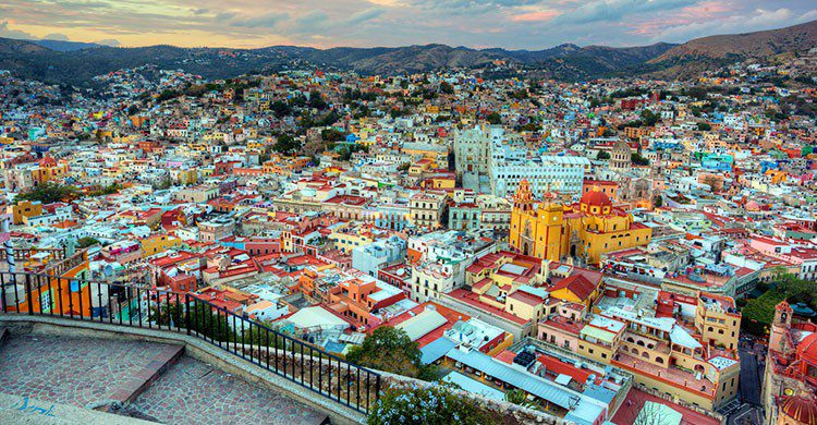 Guanajuato from the El Pipila monument-Editada-Jiuguang Wang-http://bit.ly/2ca31c4-Flickr