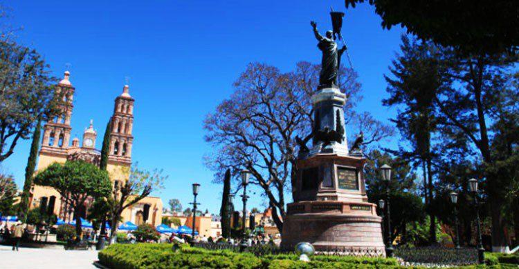 Parroquia de Nuestra Señora de los Dolores, Guanajuato