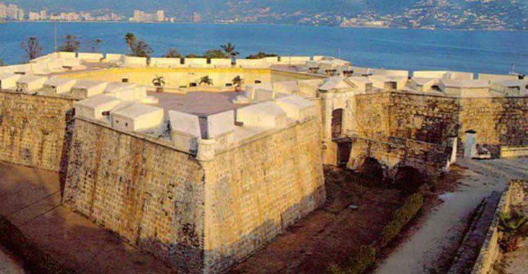 Fuerte de San Diego, Acapulco