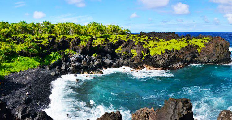 Keawaiki Bay, Hawái