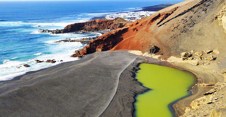 Playa del Golfo, Tenerife