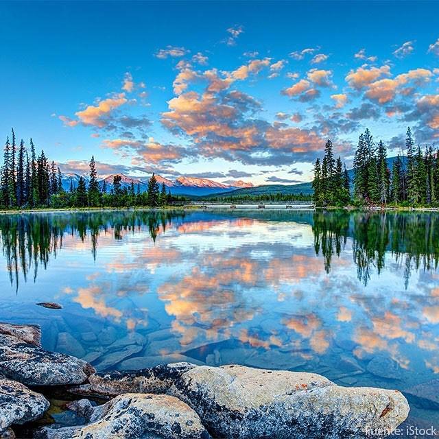 Buenas noches viajers! Nuestro lugar favorito de hoy es parquenacionaljasperhellip