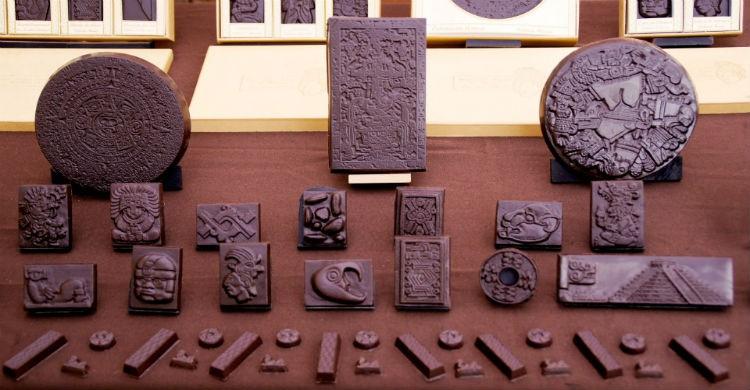 Momentos Prehispánicos, de las mejores chocolaterías de CDMX