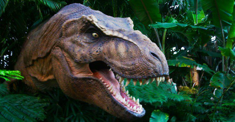 T-Rex Dinosaur-Scott Kinmartin-Flickr